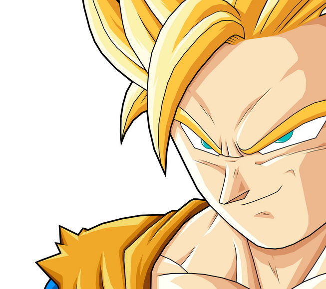 Fond d'cran Galaxy S5 Dragon Ball Z 2160x1920 gratuit