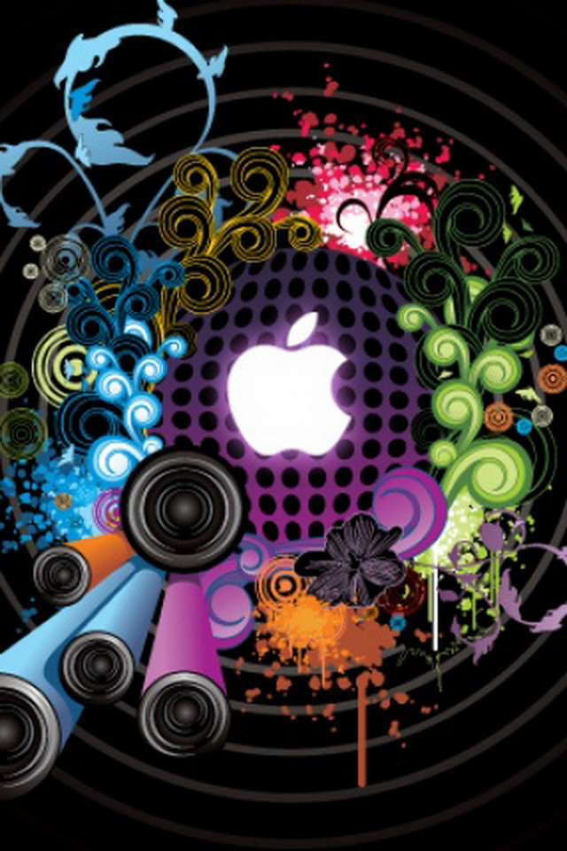 cool ipod wallpapers