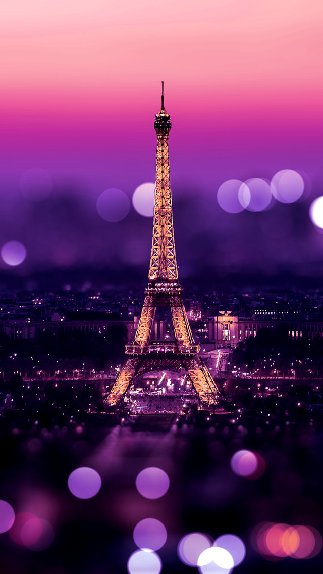 Fond D Ecran Iphone 5 Paris 640x1136 Gratuit