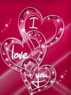 logo i love you gratuit